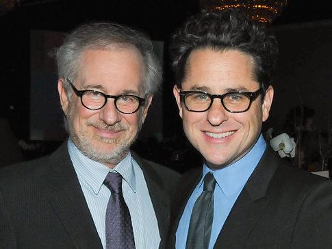 Super 8 J. J. Abrams Steven Spielberg.