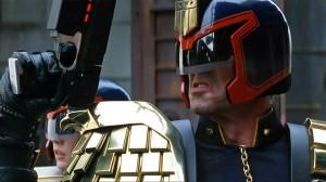Here Comes Honey Judge Dredd!